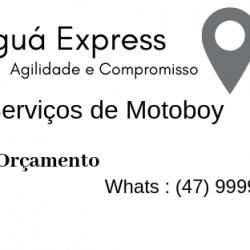Jaraguá Express Capa Face